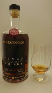 Balcones '1' Texas Single Malt Speacial Release