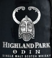 Highland Park Odin Label