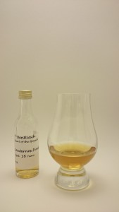 BenRiach Aged 16 Years Sauternes Wood Finish