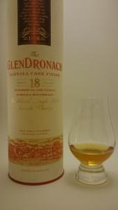 GlenDronach 18 Years Old Marsala Finish