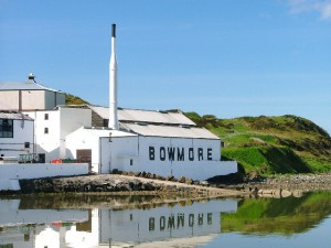 Bowmore Distillery (Source: wikipedia.org, Credit: Mick Garatt)