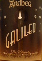 Ardbeg Galileo Label