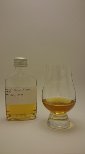 Aultmore 8 Years 20072015 (bottled for whic.de)