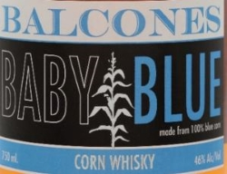 Balcones Baby Blue Label NEW