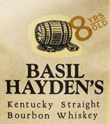 Basil Hayden's 8 Years Old Label