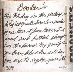 Bookers Label 3