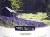 Clynelish Spring 2015 Label