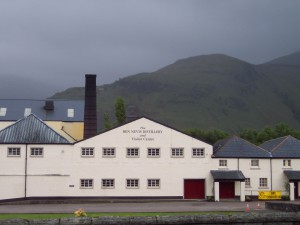 Ben Nevis Distillery (Source: commons.wikimedia.org, Author: Jousset)