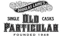 Douglas Laing Old Particular Label