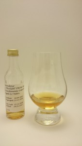 Edradour 2000 'Straight From The Cask' Chardonnay Finish