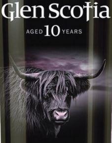 Glen Scotia 10YO Label