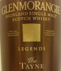 Glenmorangie The Tayne Label 2