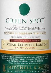 Green Spot Chateau Leoville Barton Label 2