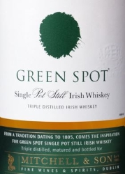 Green Spot Label 2