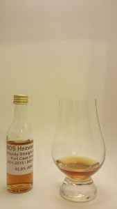 Heaven Hill 2001 Port Cask Finish (MoS)