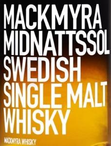 Mackmyra Midnattssol Label 2