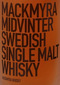 Mackmyra Midvinter Label 2