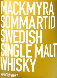 Mackmyra Sommartid Label 2