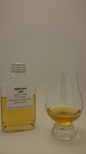Mortlach 1990  2014 Cask Strength Collection Cask 6075 Signatory Vintage