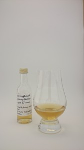 Springbank 17 Years Old Sherry Wood