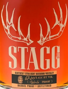 Stagg Jr. 2013 (67.2) Label 2