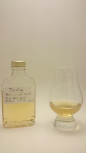 Teeling 2002 Port Wine Cask (for Irish Whiskeys)
